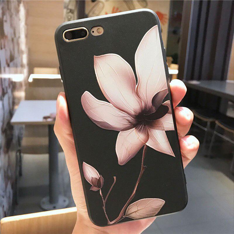 Лотос Цветок Дело для Huawei Y9 2019 Y6 Y5 Премьер P20 P9 P10 Мате 10 Lite Честь 10 9 Lite 7C 7A фото
