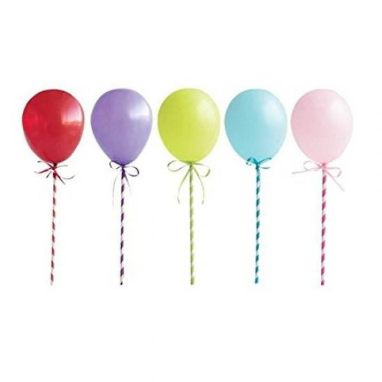 Dual color latex balloons 30cm 30.5cm - Best quality helium round
