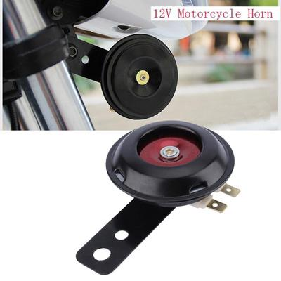 12V 105DB Universal Scooter Moped Motorcycle Motorbike Horn LQ