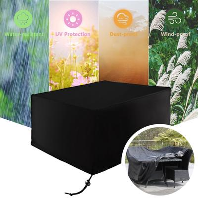 Outdoor Patio Awning Storage Bag Rain Weather Dust Cover Waterproof Protector