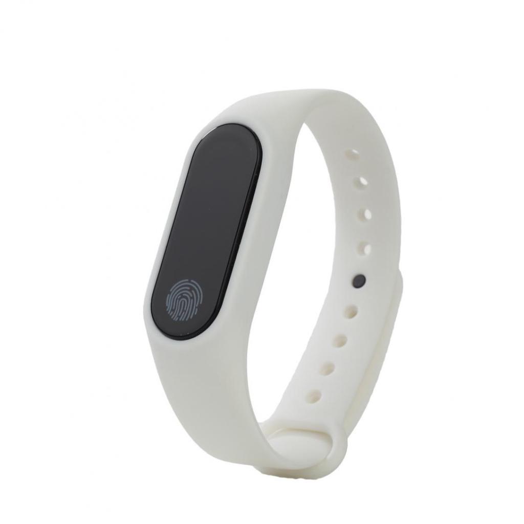 Smart bracelet bluetooth fitness tracker band M2 smart wristband bracelet  heart rate monitor