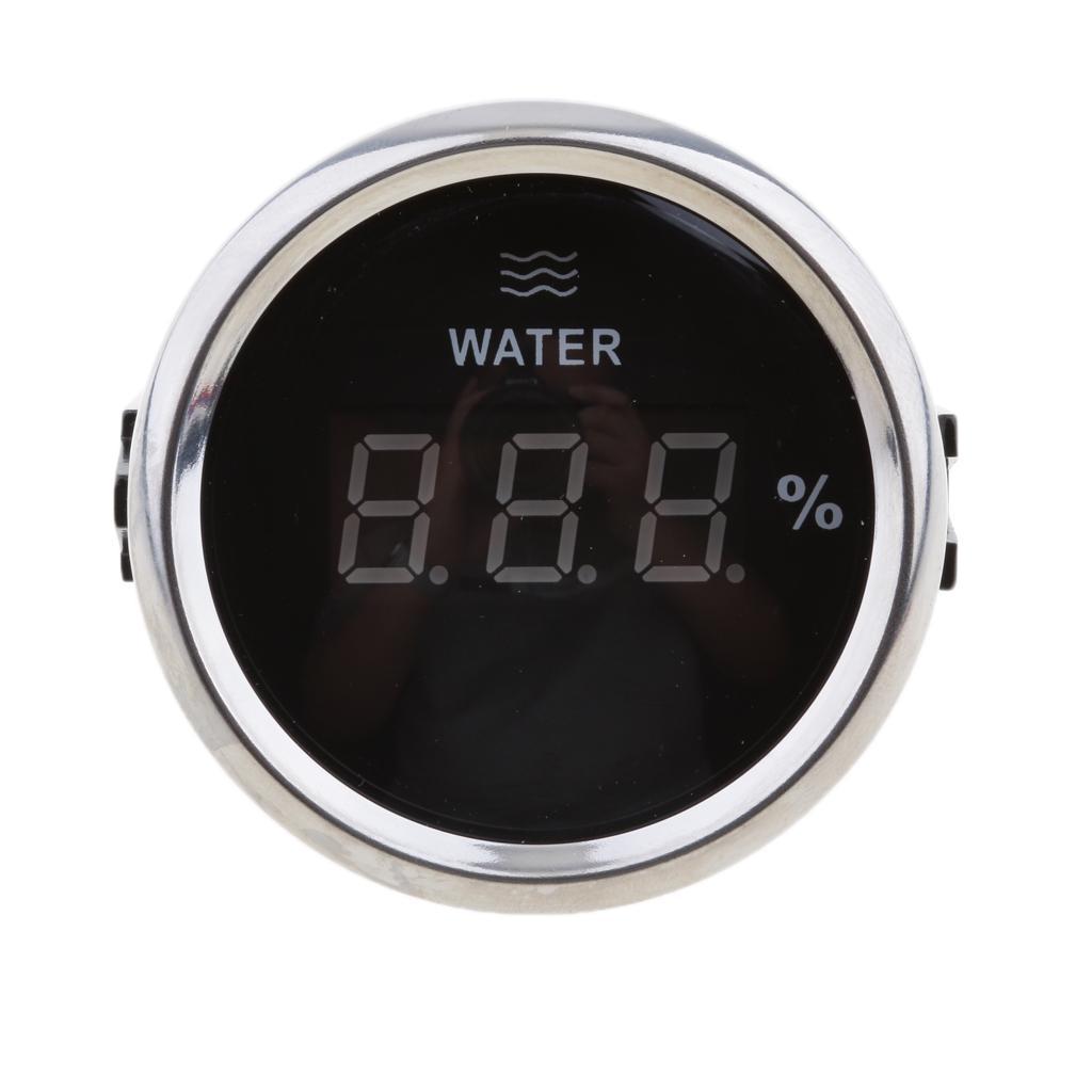0-190ohm 316L signal 800-00214 52mm Digital Water level gauge