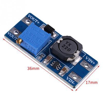 24V to 5V-28V SP DC DC Step Up Converter Boost 2A Power Supply Module Board 2V