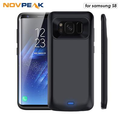 5Price $30. Novpeak 5000mah Rechargeable Cover Battery Charger Case Protective External for Samsung ...