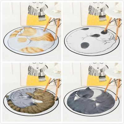 Hexagonal Rug for Kids Soft Silk Velvet Carpet Mat Thick Flush Washable Floor Mat Round Carpet for Kids Playhouse Play Tent