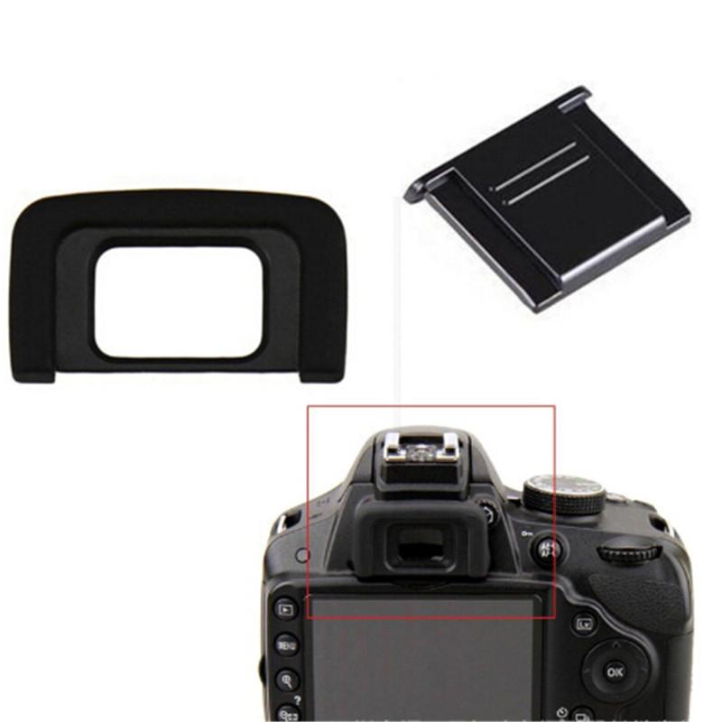 Genuine Nikon DK-25 Cilindro de goma para D5600 D5500 D5300 D3400 D3300