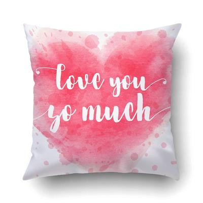 Abstract Be Yourself Inspire Others Lettering Quote On Watercolor Beautiful Pillow Case Cover 18x18inch 45x45cm Buy At A Low Prices On Joom E Commerce Platform