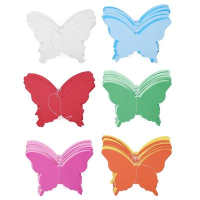 6Pcs Waterproof Luminous Artificial Butterfly Wall Stickers DIY Home Wall Decor