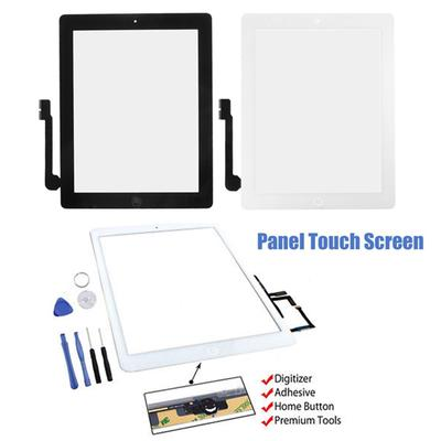 For IPad 2 2nd A1395 A1396 Touch Screen Digitizer Glass