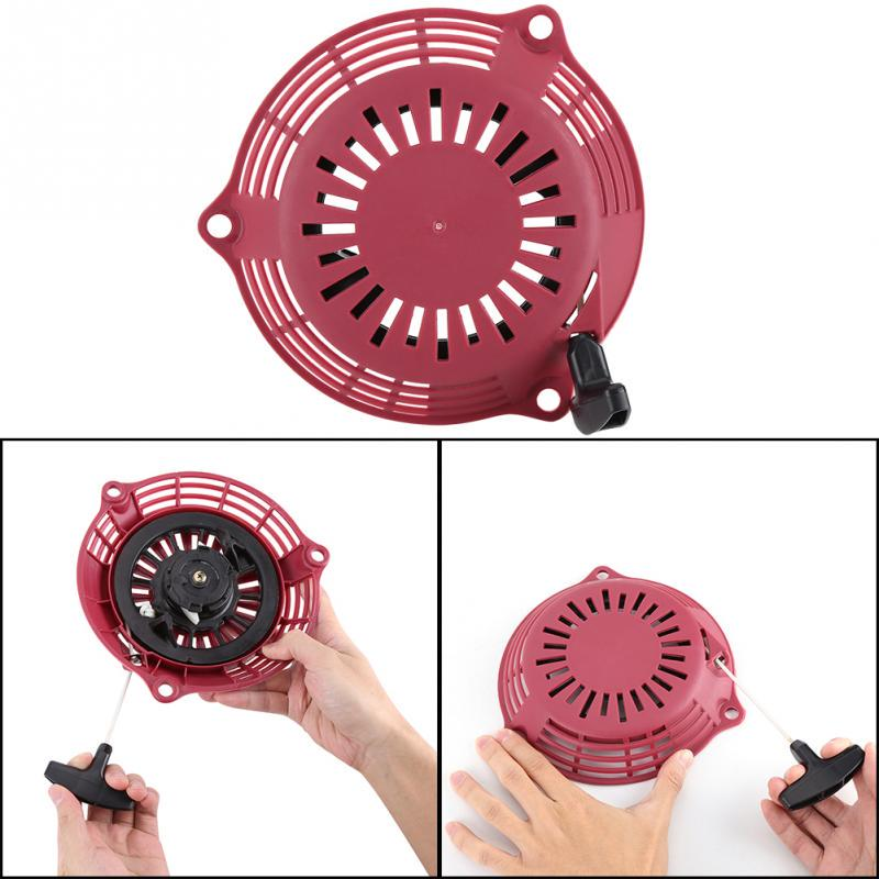 Durable Traction Recoil Engine Motor For Honda 5.5Hp Gx160 6.5Hp Gx200 Gear Part
