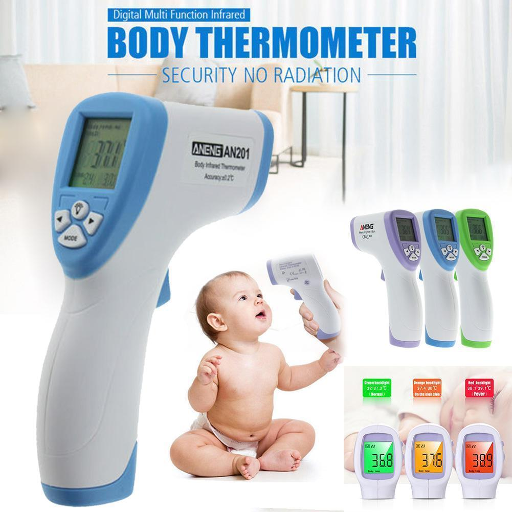 Honey Digital Thermometer Infrared Baby Forehead Non-contact Infrared Thermometerpt High Quality And Inexpensive Baby
