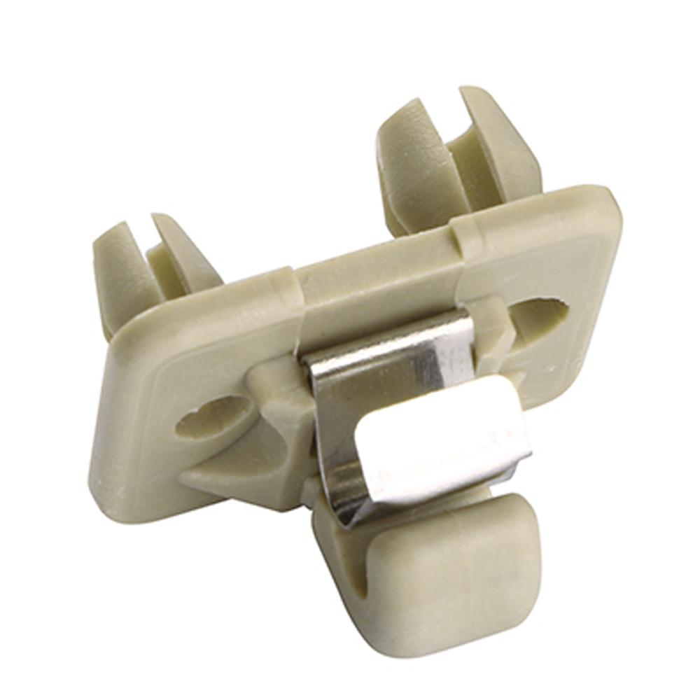 Unibell Interior Sun Visor Hook Clip for Audi A1 A3 S3 A4 S4 A5 S5 Q3 Q5 TT Quattro 8E0857562A