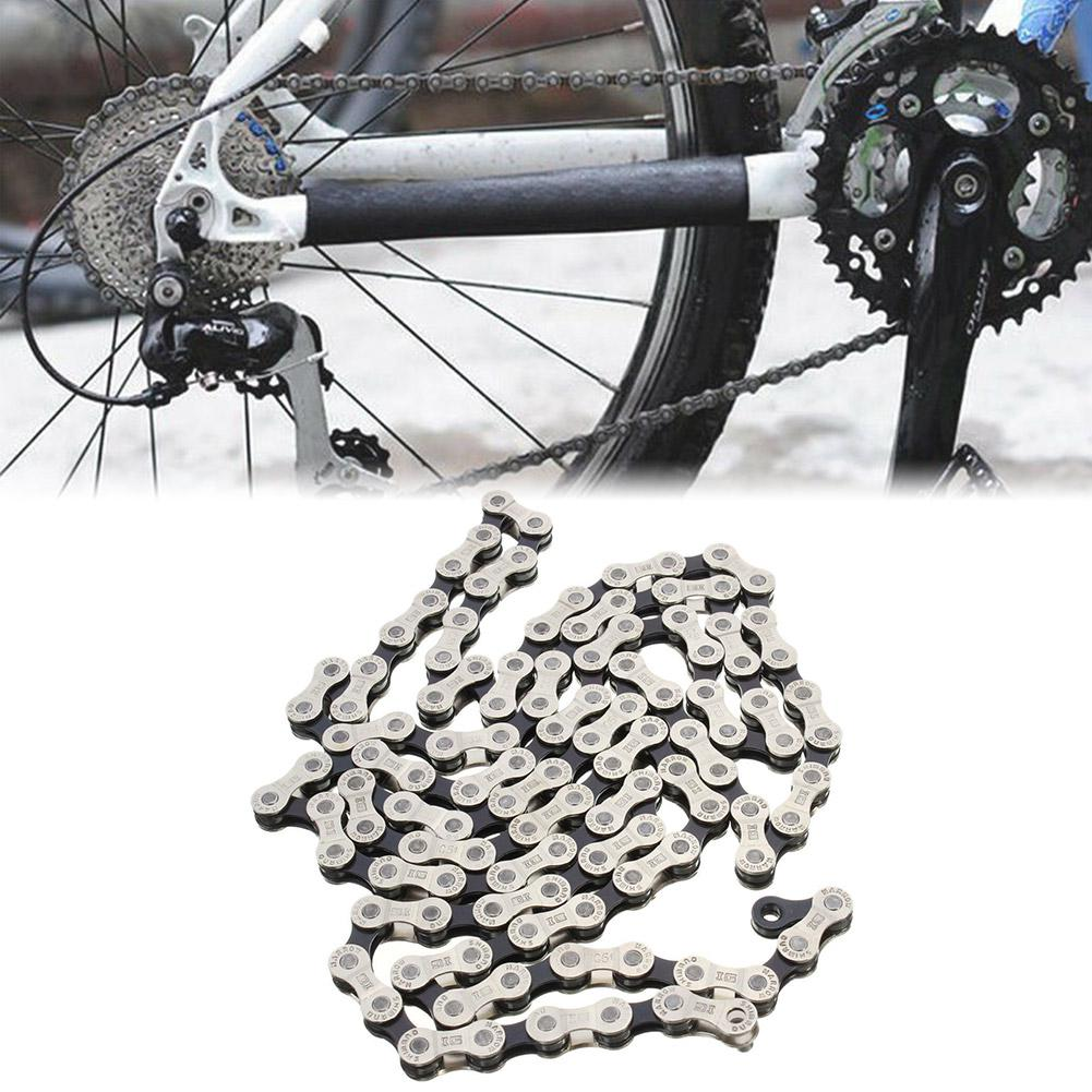 Racing Bicycle 6//7//8 Speed Chain  Shimano Bike Chain IG51 MTB  116 links