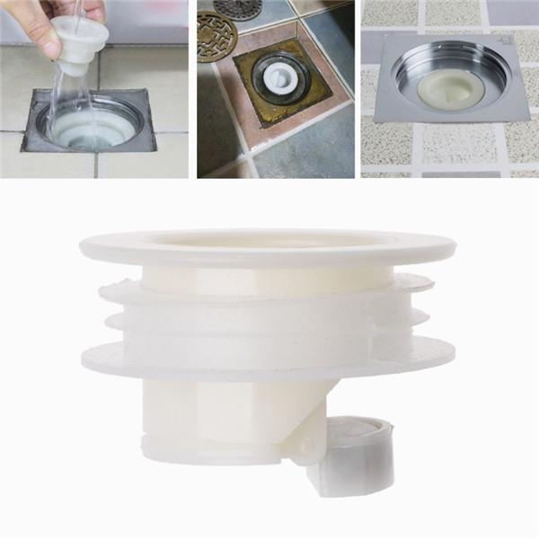 Rubber Anti-Odor Floor Drain Shower Waste Water Drainer For Bathroom NO Filter