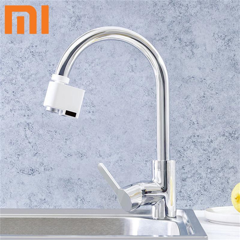 Xiaomi Zajia Automatic Water Saver Tap Infrared Induction Faucet Adapter Sink