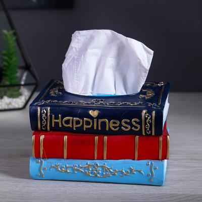 Book Tissue Holder