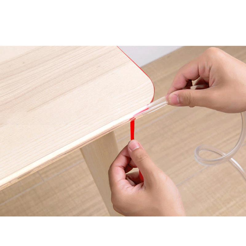 Baby Safety Corner Protection Strip Guards 1m Transparent Table Edge Furniture Corner Protectors Buy From 3 On Joom E Commerce Platform
