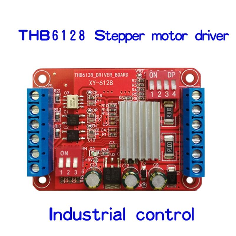 THB6128 Stepper Motor Driver Controller 128 Current Subdivision 2A Driver Board