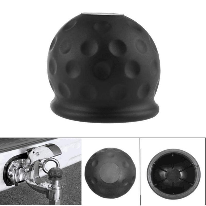 Caucho plástico PVC 50mm cubierta de la Barra de bola de remolque towball Tapa Protector remolque de arranque