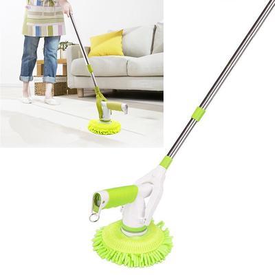 UK Floor Cleaning Squeegee Water Mop Wiper Foam Handle Scraper Home Tool New