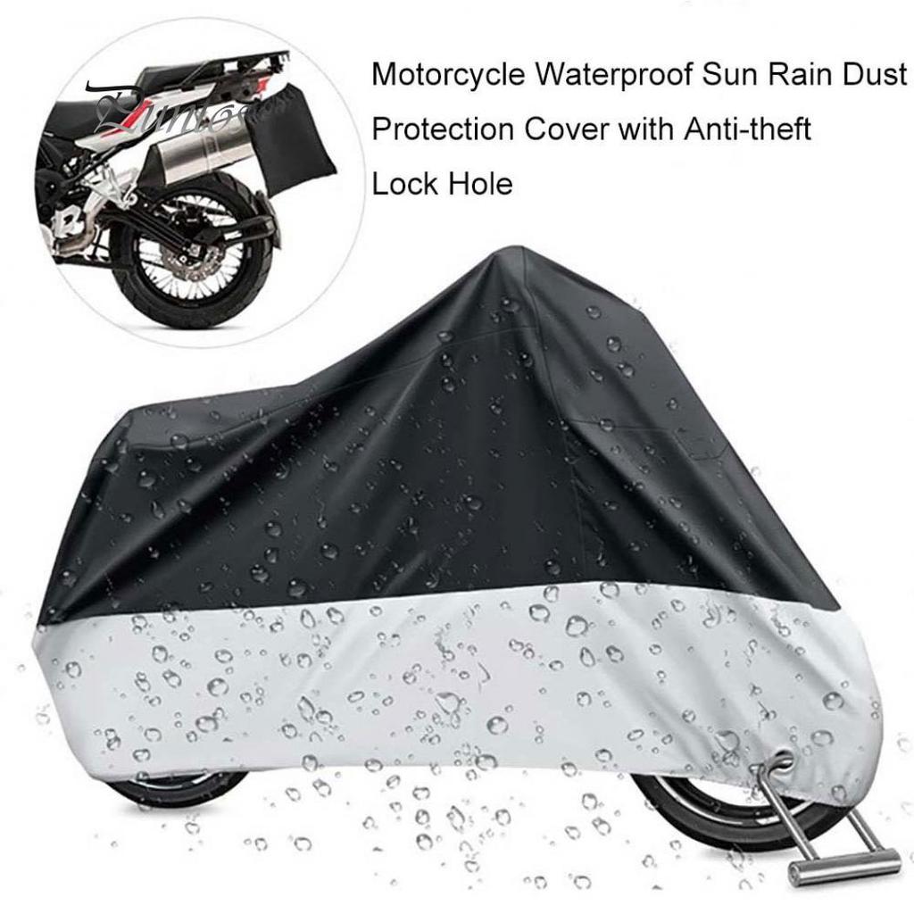 Waterproof Bicycle Bike Motorbike Outdoor Rain Dust Sun Snow Protector Cover