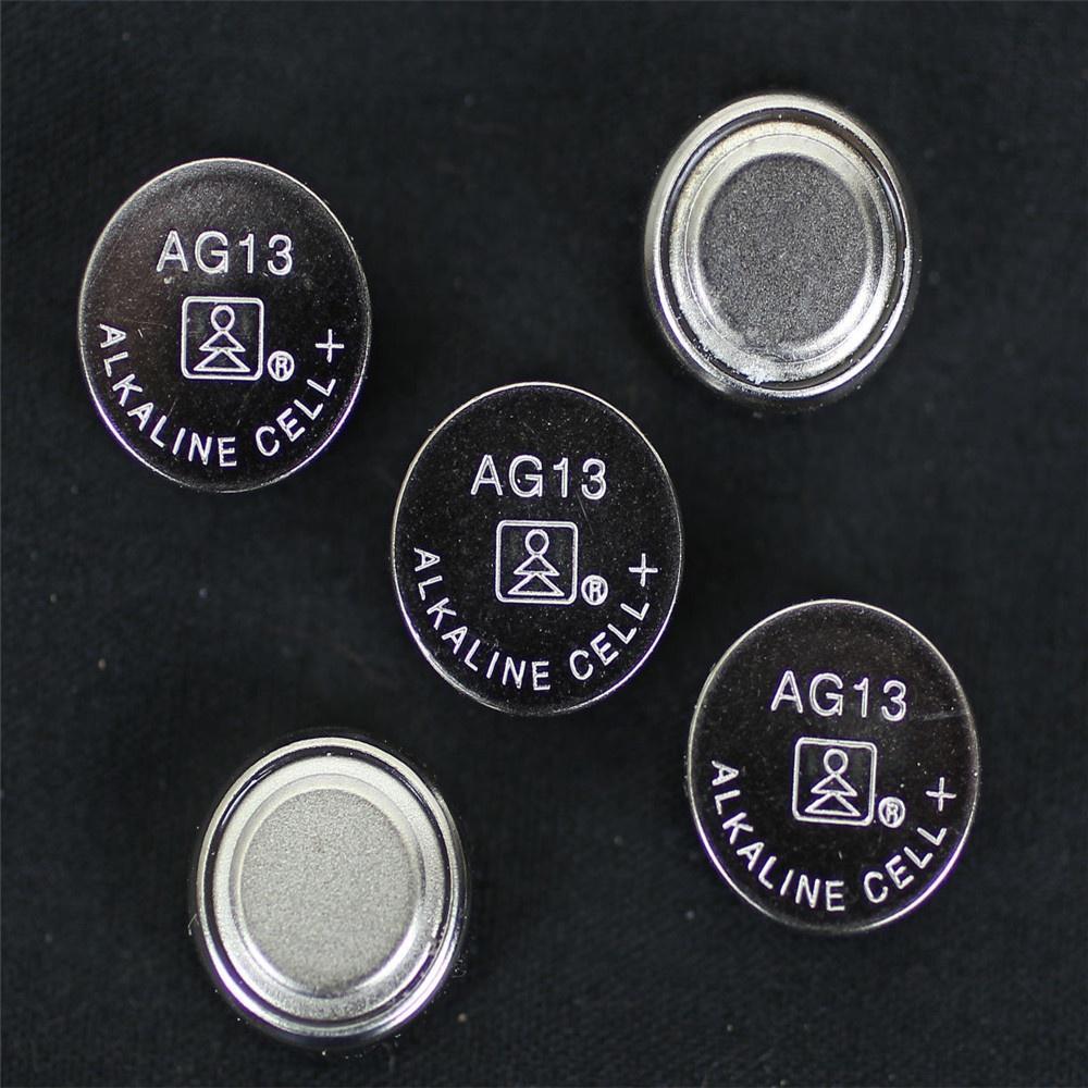 10 X Ag13 Lr44 Sr44 L1154 357 A76 щелочные батареи кнопочные элементы часы камера купить по низким ценам от 251 руб в интернет магазине Joom