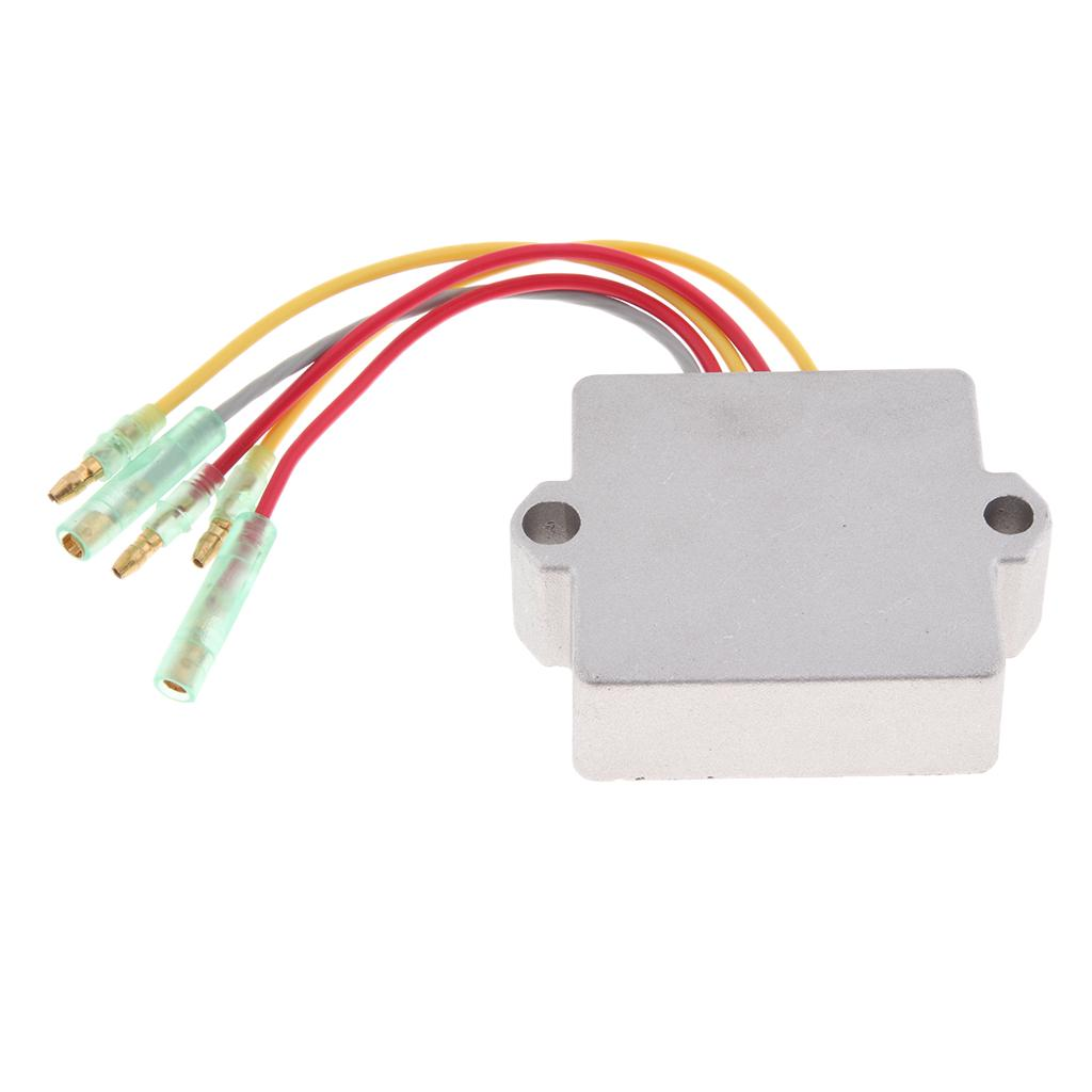 Voltage Regulator Rectifier for Mercury Mariner Outboard 815279-2