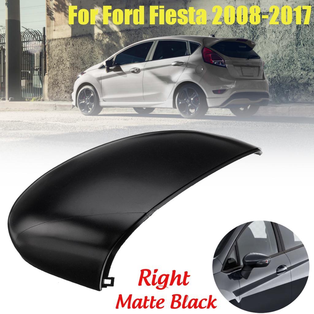 Ala izquierda del lado del pasajero Cubierta De Espejo Carcasa Tapa De Puerta Para Ford Fiesta MK7 08-17