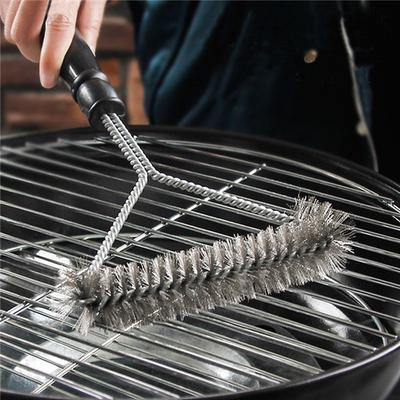 Kitchen Accessories BBQ Grill Barbecue Kit Stainless Steel Cookware Barbecue Gadgets Accessories Brushes
