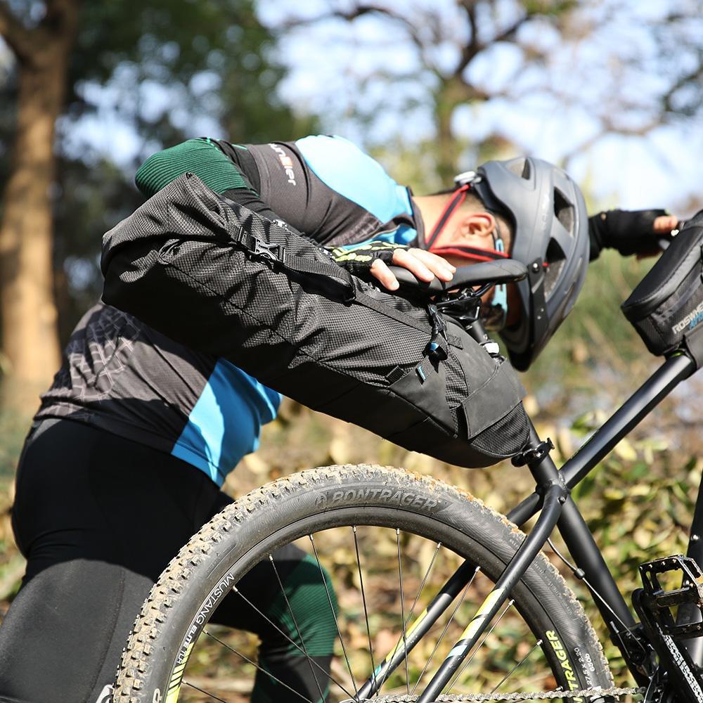roswheel 131372  ROSWHEEL 131372 Water-resistant 10L Bike Tail Bag Bicycle Rear Pack ...