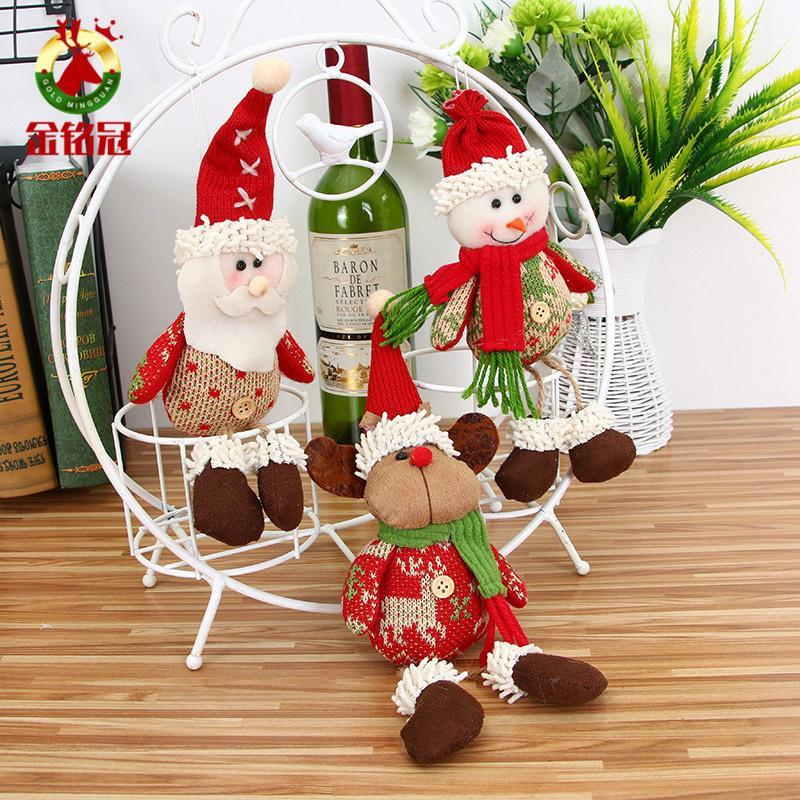 Weihnachten Anhänger hängen Handwerk Nähen Ornamente Puppe – zu den ...