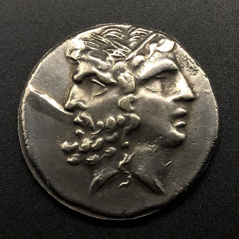 Business Souvenir Gifts Bronze Metal Coin Commemorative Sagittarius Ancent Coin