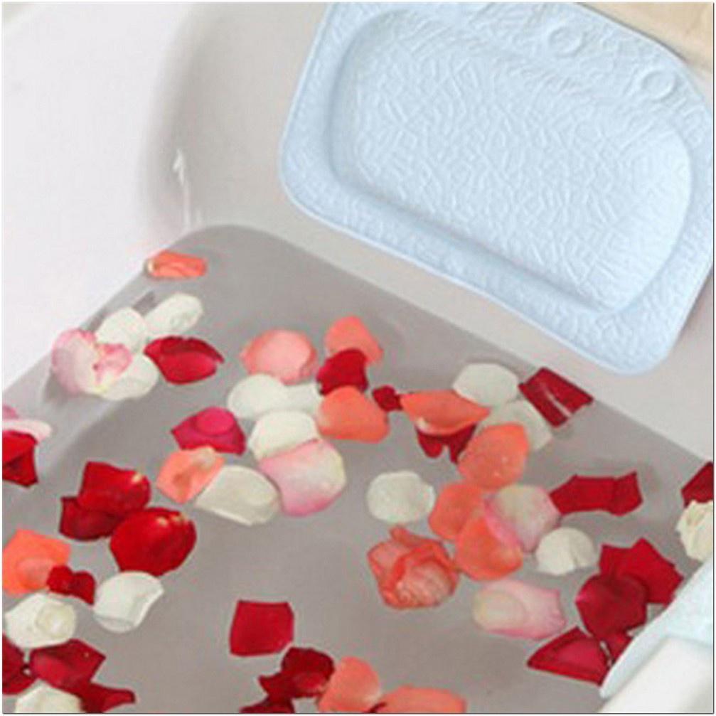 海之巅PVC发泡海绵浴缸枕头浴缸靠枕酒店洗浴用头枕
