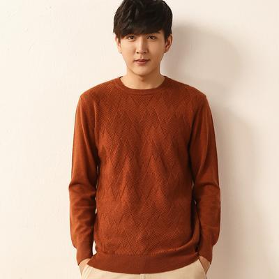 EICHOS Winter Sweater Men Slim Chompas Turtleneck Sweaters
