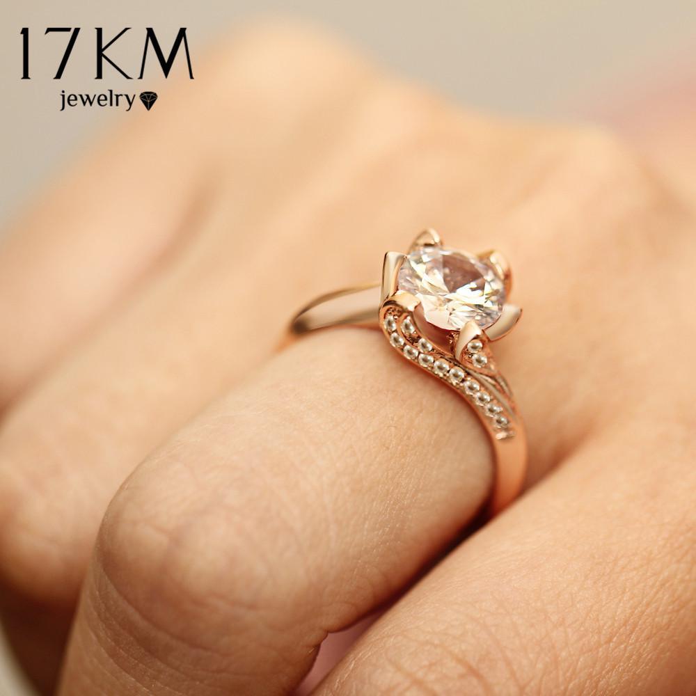 925 Argent Pretty Fashion anneaux de mariage pour femmes rose opale bague Taille 6-10
