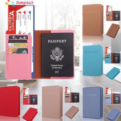 Reisepass Frauen Mode Pu Id Karte Halter Gewidmet Reisepass Fall Id Karte Abdeckung Halter Protector Organizer Geldbörsen & Halter