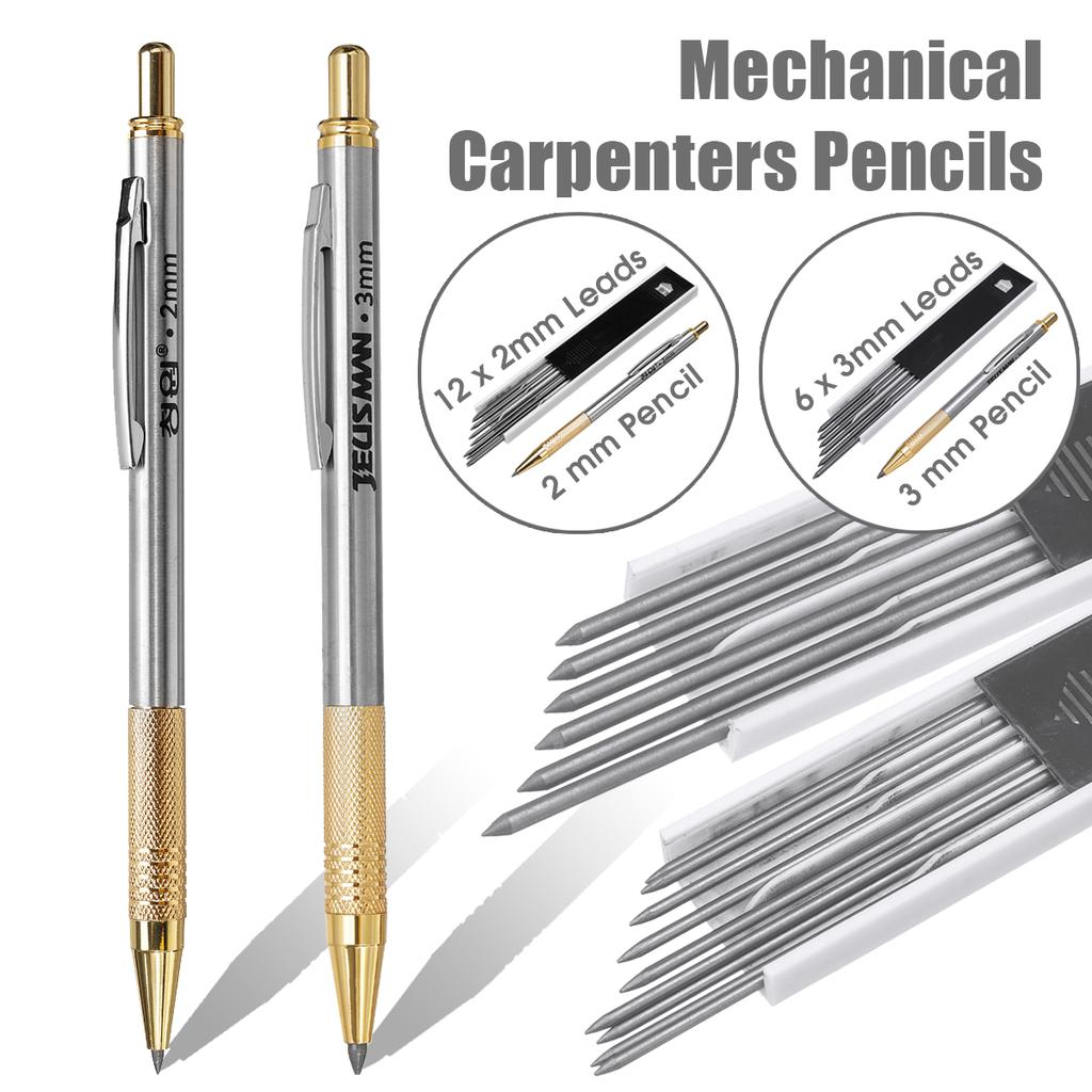 2mm 2B holder automatic mechanical drawing drawing pencil Replace head Leads
