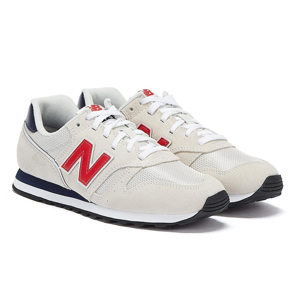 New Balance 373 Mens White / Navy / Red Trainers-buy at a low prices on Joom e-commerce platform