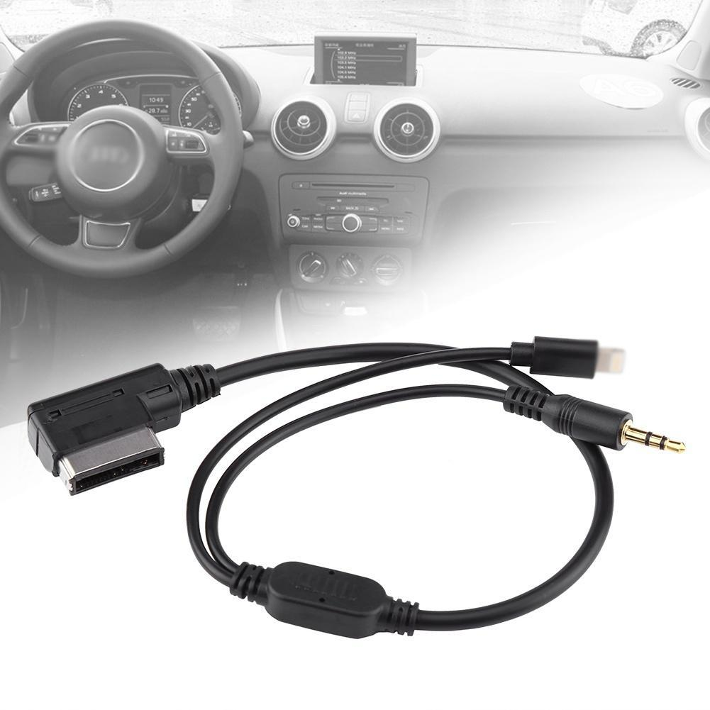 VAUXHALL DVD90 AUX IN INPUT ADAPTER CABLE LEAD RADIO IPOD IPHONE MP3 3.5MM JACK