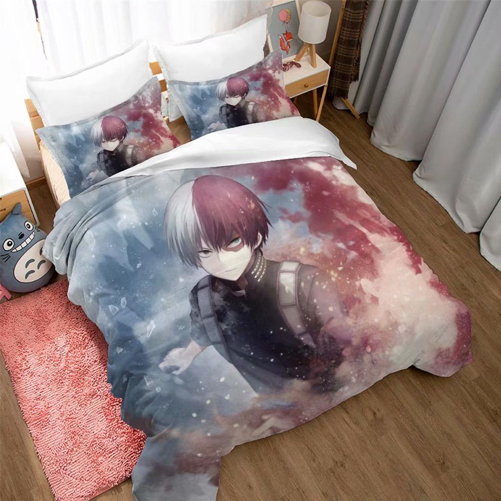 NEW My Hero Academia Toga HimikoBedspread Bed Cover Coverlet Quiltcover Anime