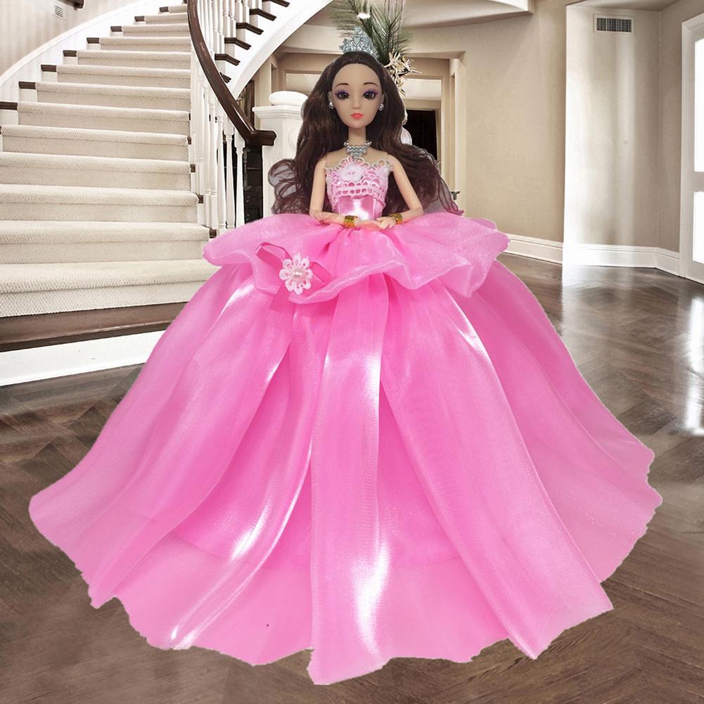 Muñeca de 29cm de boda vestido con faldas grandes niño Mini Series ...