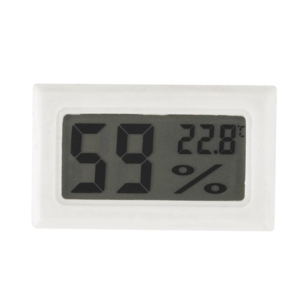 Температура Метр зонд цифровой LCD Дисплей Температура влажности гигрометр датчик рептилий FY-11 фото