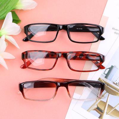 Fashion Anti-fatigue Reading Glasses Unisex Eyewear Diopter  1.0  1.5  2.0  2.5  3.0  3.5  4.0
