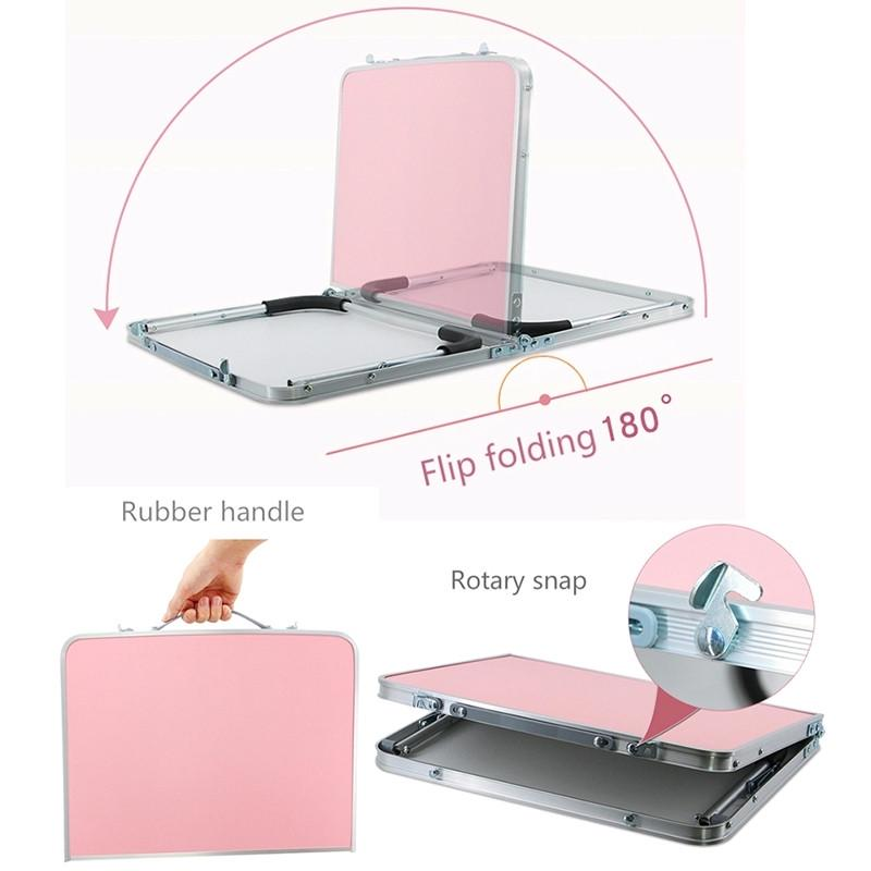 4mm Universal Aluminum Alloy Single-Layer Laptop Stand Size Thickness 42 x 22 x 6cm