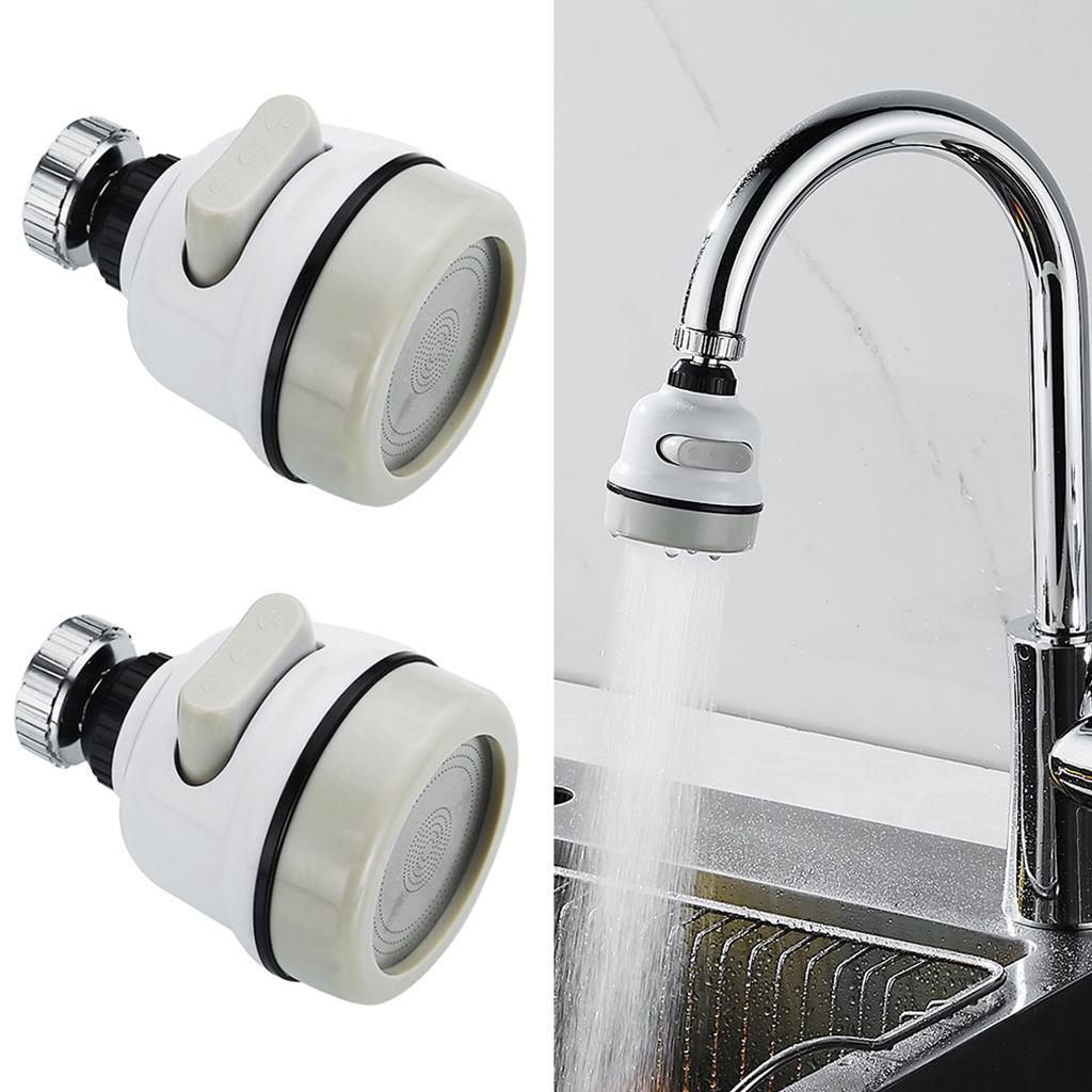 Kitchen Bubbler Faucet Spout Splash Head Sprinkler Water Saver Nozzle Universal