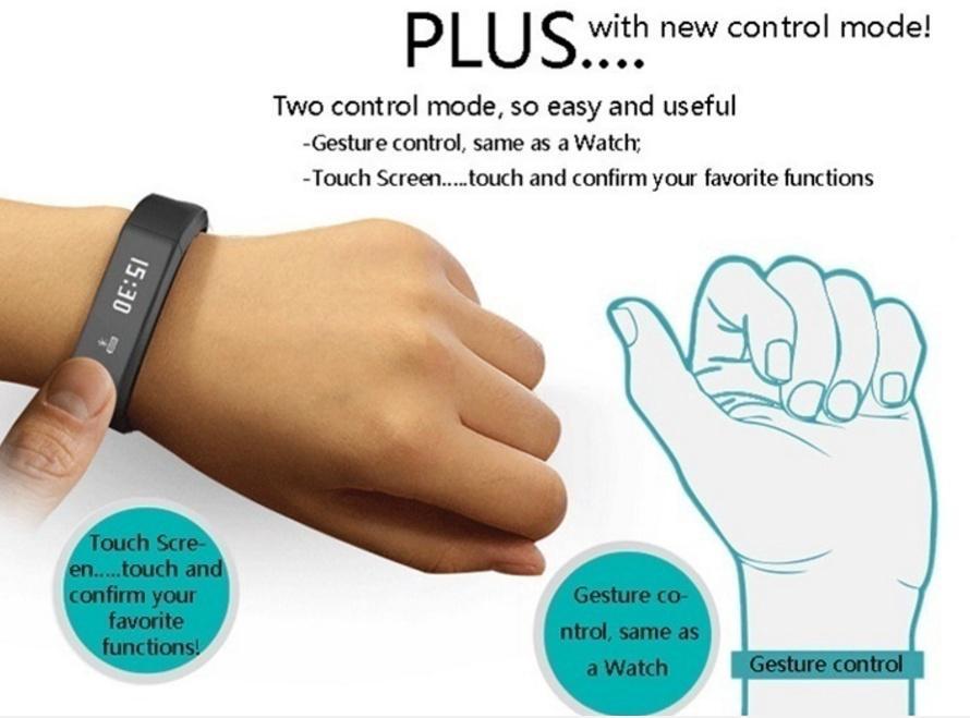Iwown I5 Plus Smart Bracelet Waterproof