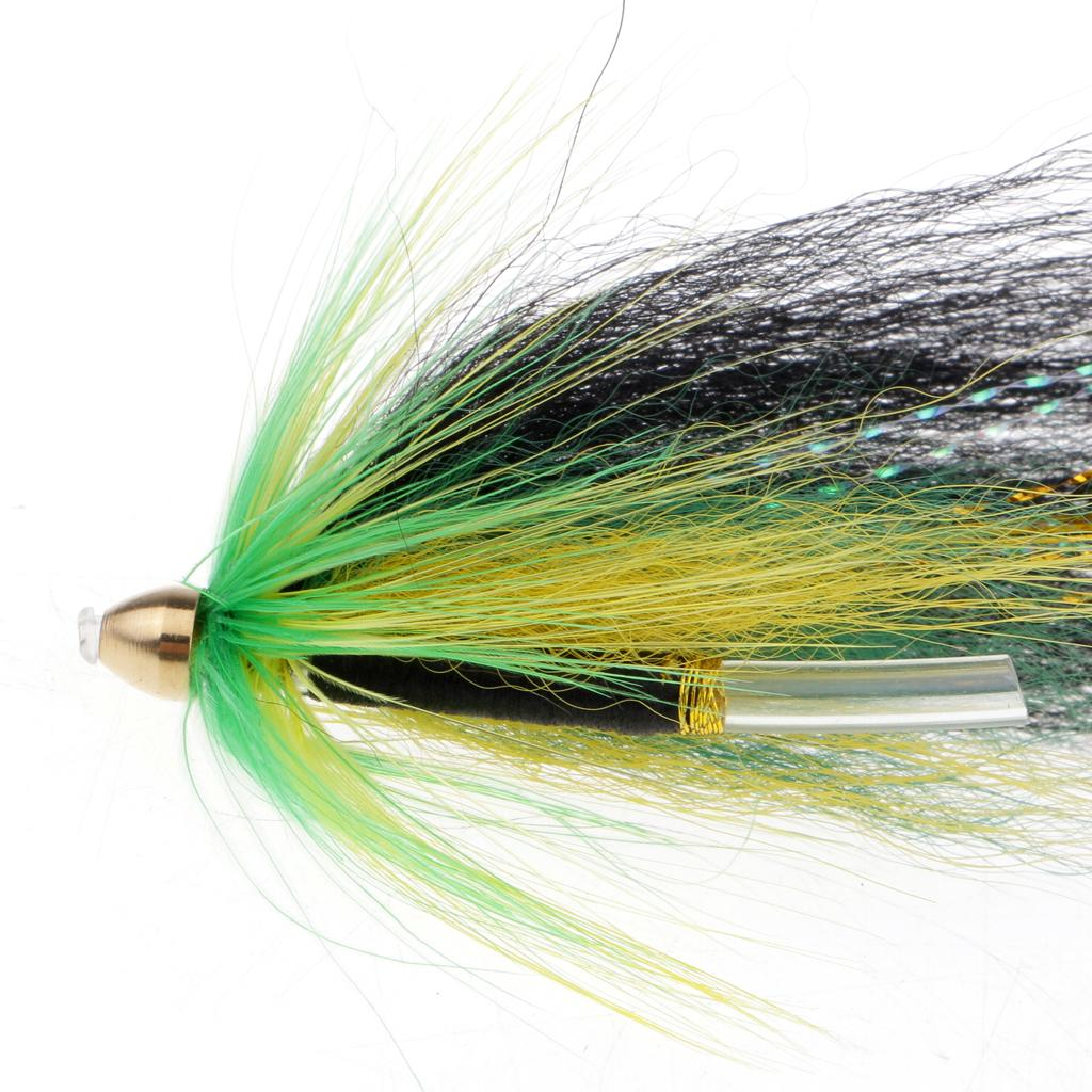 24 Pieces Bead Head Trout Fly Fishing Nymphs Sinking Simulation Flies Lure