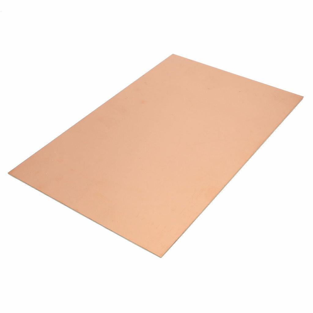 10pcs 300x200mm Single-Sided Copper Clad Laminate PCB Circuit Bakelite Board
