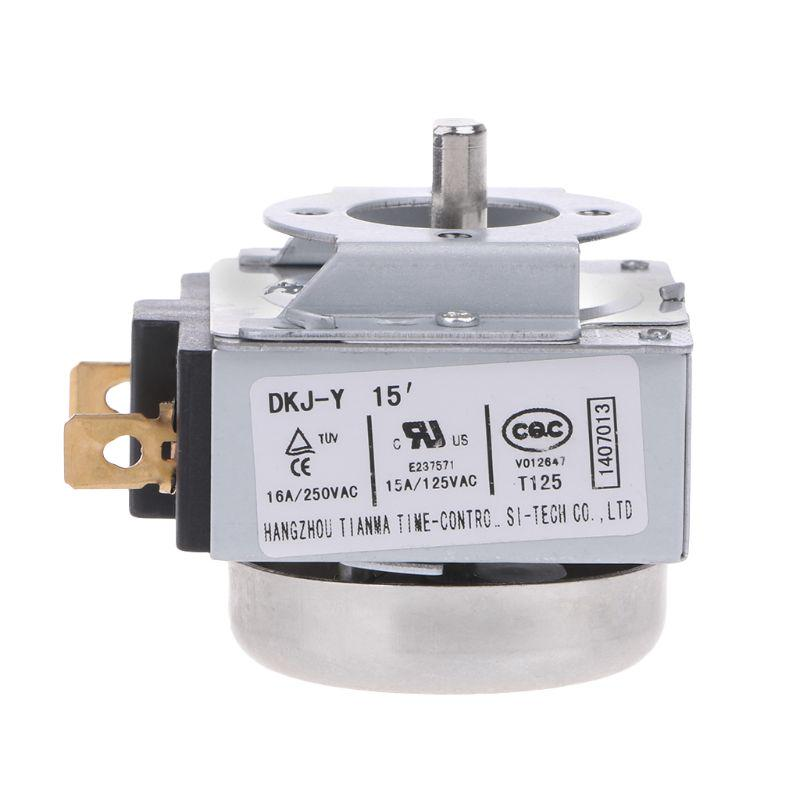 DKJ-Y 15 Minutes 15A Delay Timer Switch For Electronic Microwave Oven Cooker US