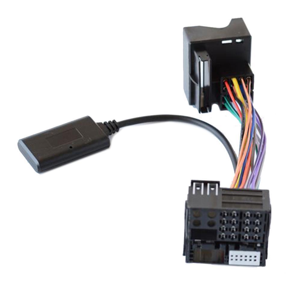 Aux Cable 3.5MM Jack Interface Car Audio Adapter For BMW E60 E63 E64 E66 E81 …
